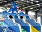 乐园充气城堡蹦蹦床海洋球沙滩池儿童玩具广场庙会气模玩具