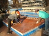 厂家直销 价格低的铲刮平台、刮研平板