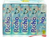 日本 UHA悠哈碳酸忌谦汽水味味觉糖50g*10个/盒