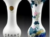 国礼中华瓷王·国宝扁豆双禽瓶
