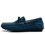 厂家直销新款男士舒适透气单鞋 潮流休闲豆豆鞋时尚百搭男鞋