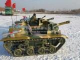 雪地坦克 冰雪游乐设备 冰雪乐园设施 电动玩具
