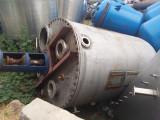 吉林转让二手40吨不锈钢储罐