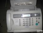 二手传真机出售 松下313传真便宜出售 到手可用