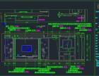 CAD施工图培训班 朝阳电脑学校 平面立面剖面图 一对一