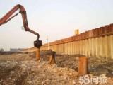 北京專業正規打樁公司打拔拉森鋼板樁