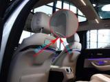 鄭州二七奔馳E200E300加原廠通風座椅改裝