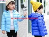 咸阳儿童羽绒服棉服厂家供应儿童羽绒外套 背心 马甲 内胆