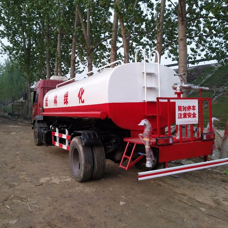 二手洒水车厂家专业定制 园林绿化 工地除尘洒水车品牌齐全低价