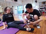 成都舞蹈培训 爵士舞钢管舞假期培训班 短期速成班