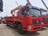 东风D3L玉柴160马力徐工8吨吊机