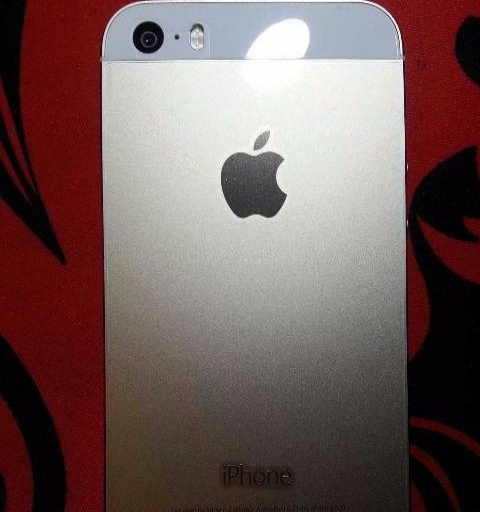 金色 iPhone 5S