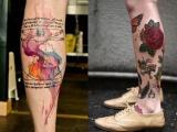 南昌纹身,纹身培训,50个爷们气质的纹身图案,值得收藏