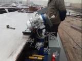 过渡坡口铣边机GMMA-60L复合板多角度型在钢结构中应用