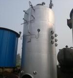 辽源二手2吨蒸汽锅炉,燃油燃气两用蒸汽锅