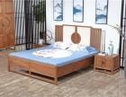 木言木語實木家具中式實木雙人床兩米大床