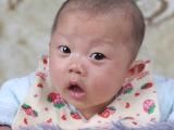 婴儿背部吸汗纱布汗巾全棉透气六层汗巾口水巾二合一 舒服方便