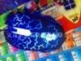 游戏鼠标/Q5火力王眩光竞技游戏鼠标/七彩炫酷呼吸灯鼠标