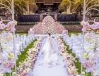 温馨婚庆专业策划草坪婚礼给她不一样的婚礼!