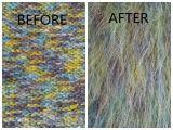 毛衣,围巾,帽子,针织面料等表面抓毛起绒加工拉毛工艺