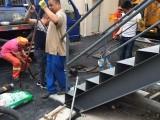 上海金山亭林環衛所抽糞公司 化糞池清理 高壓清洗管道