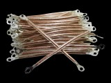 常州白圆,盐城红圆,加塑编织线,铜编织线