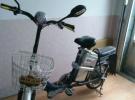 """九成新""""金鹿""""牌电动自行车出售800元"""