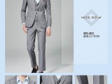 2017年法派特西装新品 男士西装上新款 时尚套装