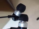 TDK金属耳壳低重音高弹圆圈线不带麦耳机