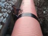 贵州盎然环保 增强聚丙烯(FRPP)中空壁缠绕管