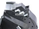 ABS注塑件加工厂 空调内机外壳 空调机出风口 塑胶制品厂家