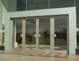 西城区维修玻璃门地弹簧维修服务厂家