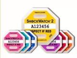 江苏厂家直销防震撞标签二代升级版SHOCKWATCH2 5G