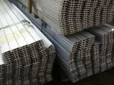 厂家定制铝管 空心管 铝棒 铝滑槽 角铝定制
