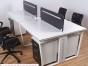重庆直销老板桌 顺通可以定制各种办公 家具办公会议桌大班台
