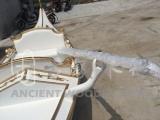 威尼斯贡多拉/欧式手划船/装饰船/景观小木船/