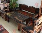 各种船木家具船木茶桌办公桌大龙骨茶台沙发博古架等