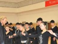 河南省专业国标舞培训中心 最好的国标舞培训学校