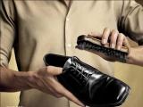 深圳森特尔,光面皮鞋 绒面 磨砂皮鞋清洗养护 鞋靴修复