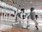 在杭州艾鲁特练习击剑,这些乐趣你体会到了吗?