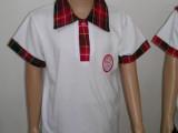 正版校服厂家直销幼儿园夏季园服订做学校校服中小学生校服演出服