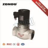 ZQDF电磁阀,不锈钢蒸汽液用,活塞式,卫生级,食品级