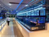 长沙定做海鲜池厂家保质量 超市活鱼池的价格