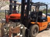 轉讓二手叉車 二手杭州5噸8噸10噸叉車 原版