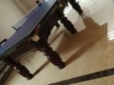 大型实体展厅 美式黑8台球桌厂家 乒乓球桌 篮球管送管装
