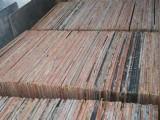 嘉兴出售旧木方建筑旧模板旧竹片旧铁芭片旧旧工字钢