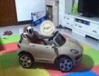 能坐能遥控儿童保时捷电动车,座驾超级拉风