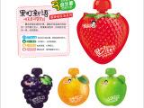 巧妈妈 果町新语 可以吸的果冻 水果型