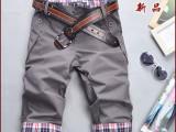 一件代发 夏季新款男士休闲中裤批发男士五分裤韩版短裤 爆款短裤