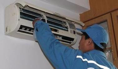 温州市永嘉县瓯北镇空调清洗,低价清洗挂机柜机空调